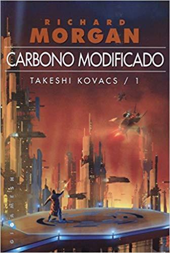 Carbono modificado (Novelas de ciencia ficción cyberpunk)