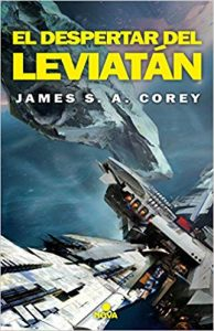 El despertar del Leviatán (Novelas de ciencia ficción space opera)
