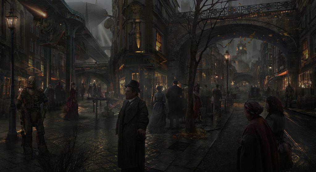 Novelas y libros Steampunk