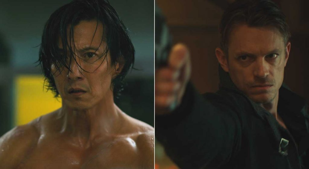 Mismo personaje, distintos actores en Altered Carbon