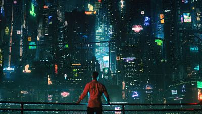 serie de Altered carbon temporada 1