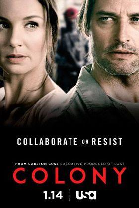 Colony, series de ciencia ficción en Netflix