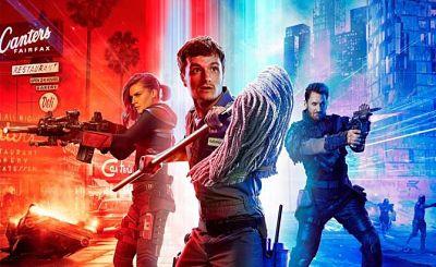 Future man, series de ciencia ficción en Netflix