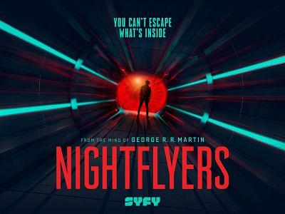 Nightflyers, series de ciencia ficción en Netflix