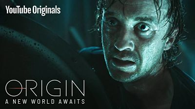 Origin, una de las series de ciencia ficción en Youtube Originals