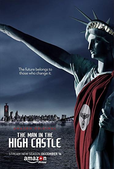 The man in the High Castle, series de ciencia ficción en Amazon prime Video