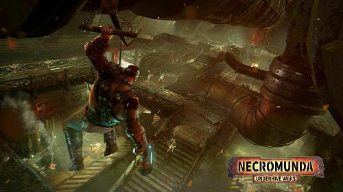 Trailer de Necromunda Underhive Wars