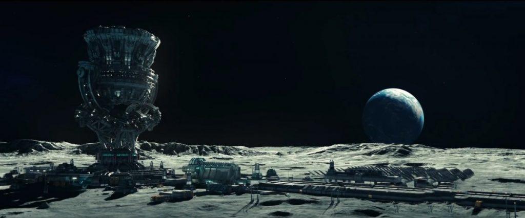 La ambientación de Luna nueva