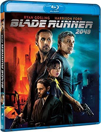 Blade Runner 2049 en Bluray